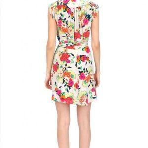 Yumi Kim peonies bloom wrap dress